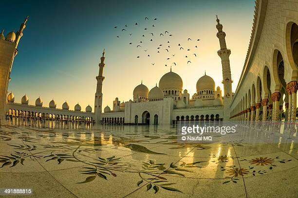 Shiekh Zayed Mosque