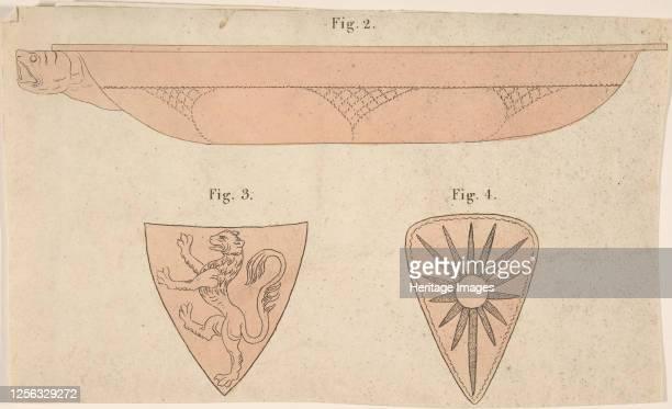 Shield Designs second half 19th century Artist Anon