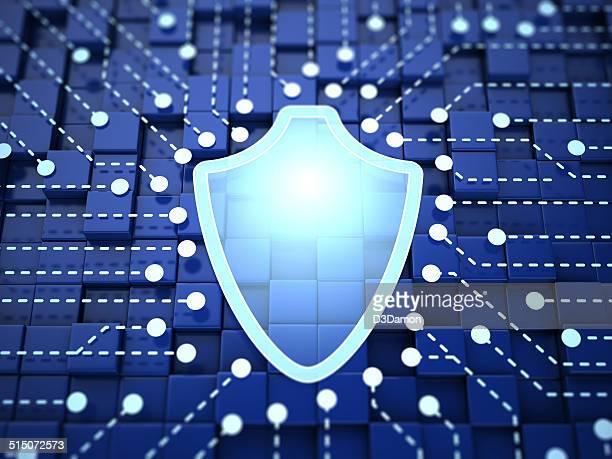 Shield like antivirus