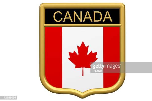 Shield Patch - Canada