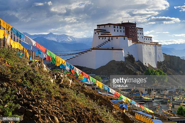 Shigatse Dzong, Tibet, China