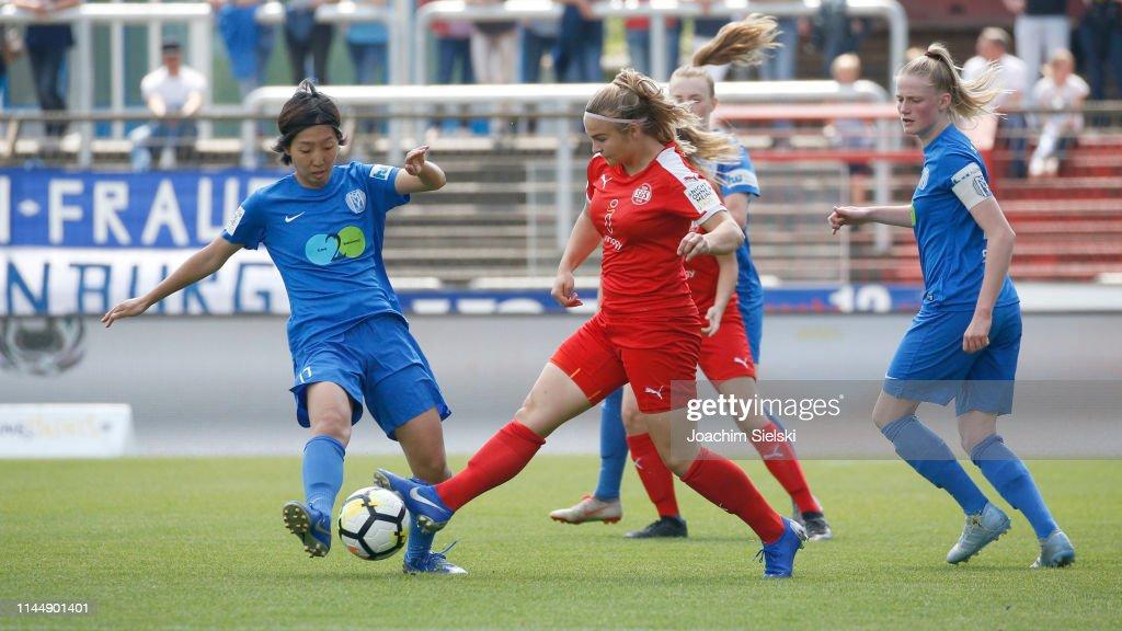 DEU: SV Meppen v SGS Essen II - 2. Frauen Bundesliga
