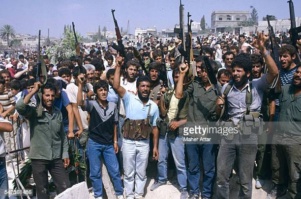 Shiite Amal Fighters