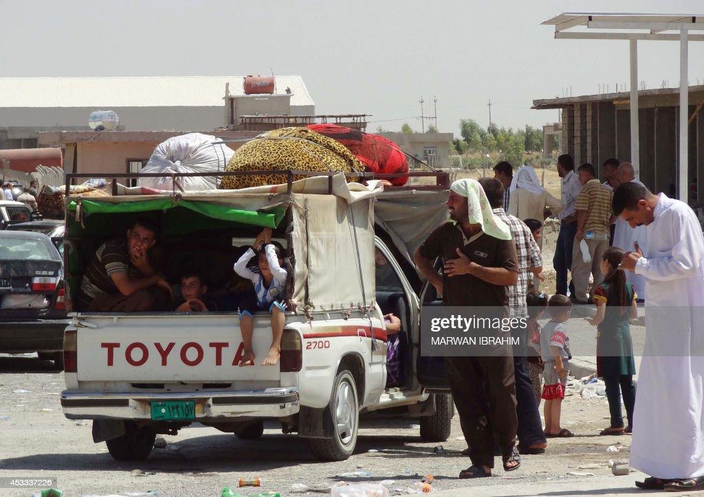IRAQ-UNREST : Nachrichtenfoto