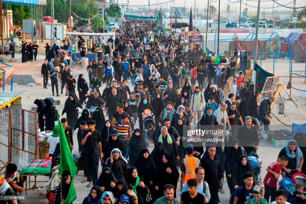 IRAQ-RELIGION-ISLAM : Foto jornalística