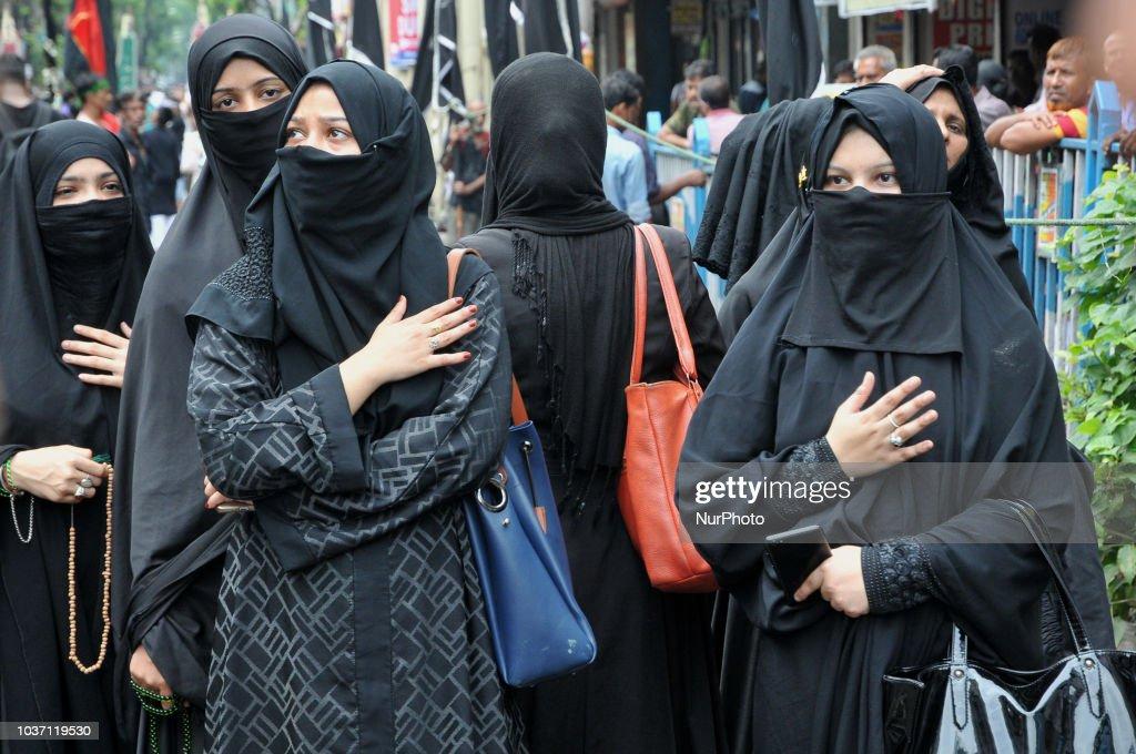 Muharram Procession In Kolkata