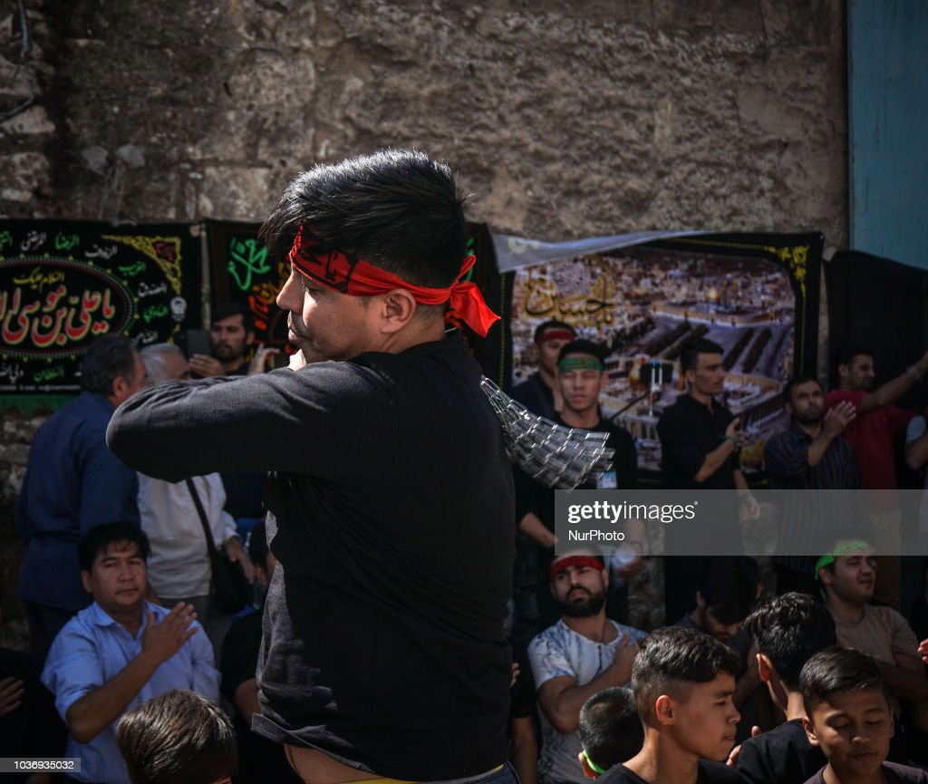 Shiite Muslims Marks Ashura In Greece