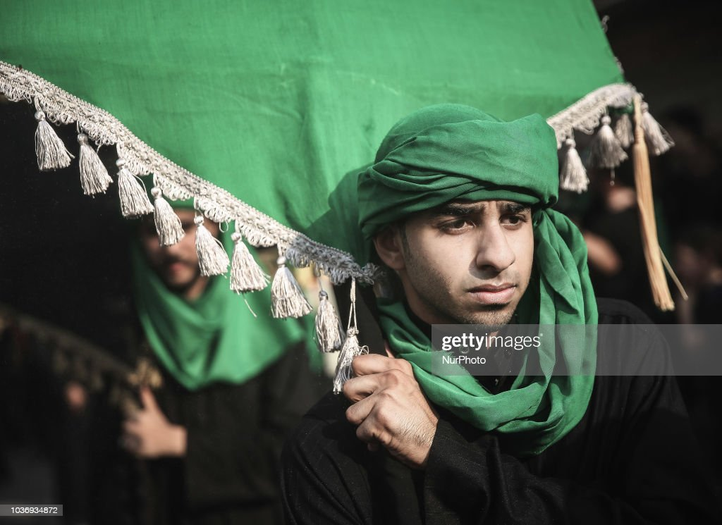Shiite Muslims Marks Ashura In Bahrain : News Photo