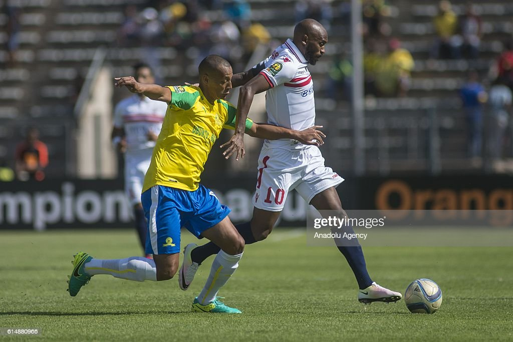Mamelodi Sundowns  vs Zamalek : CAF Champions League