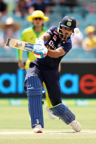 AUS: Australia v India - ODI Game 3