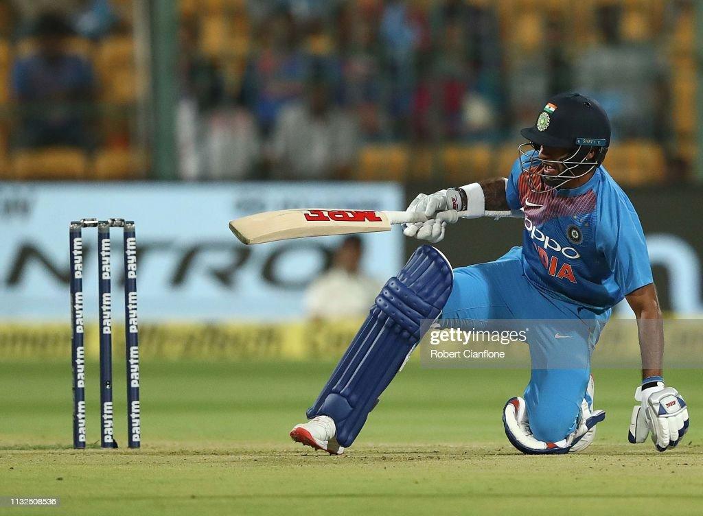India v Australia - T20I: Game 2 : News Photo
