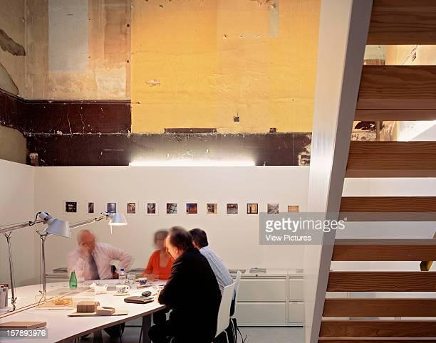 Shillam Smith 3, London, United Kingdom, Architect Shillam And Smith, Shillam Smith 3 Office Meeting.