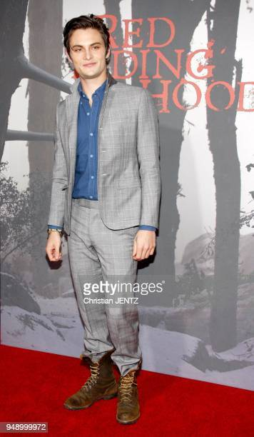 Shiloh Fernandez at the Los Angeles Premiere of 'Red Riding Hood' held at the Grauman's Chinese Theater in Los Angeles Los Angeles USA on March 7 2010