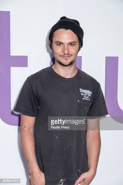 Shiloh Fernandez attends the New York special screening of the Netflix film 'Set It Up' at AMC Loews Lincoln Square