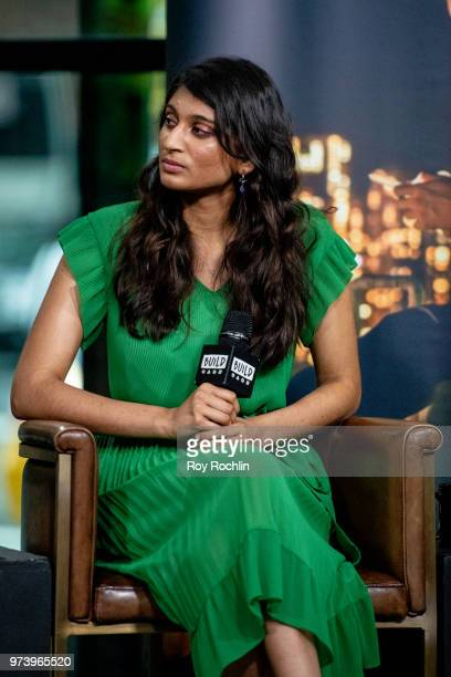 Shilpa Yarlagadda discusses One Young World with the Build Series at Build Studio on June 13 2018 in New York City