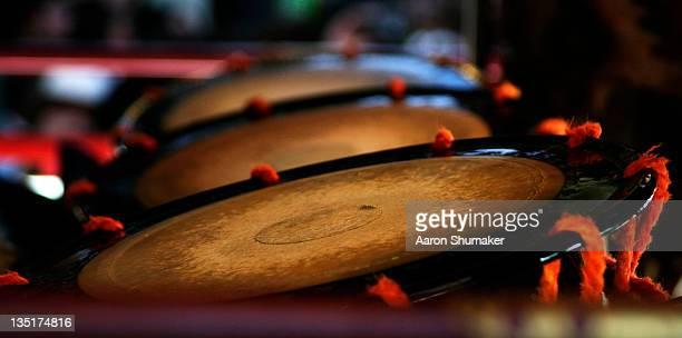 Shime Taiko Drums