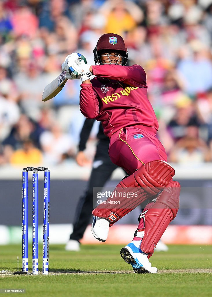 West Indies v New Zealand - ICC Cricket World Cup 2019 : News Photo