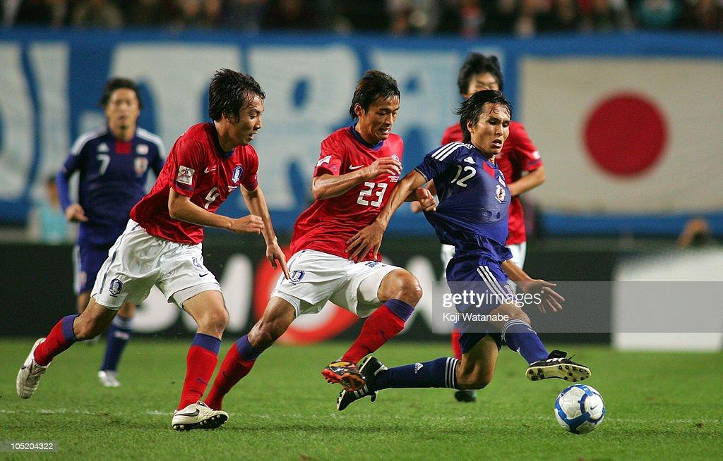 South Korea v Japan