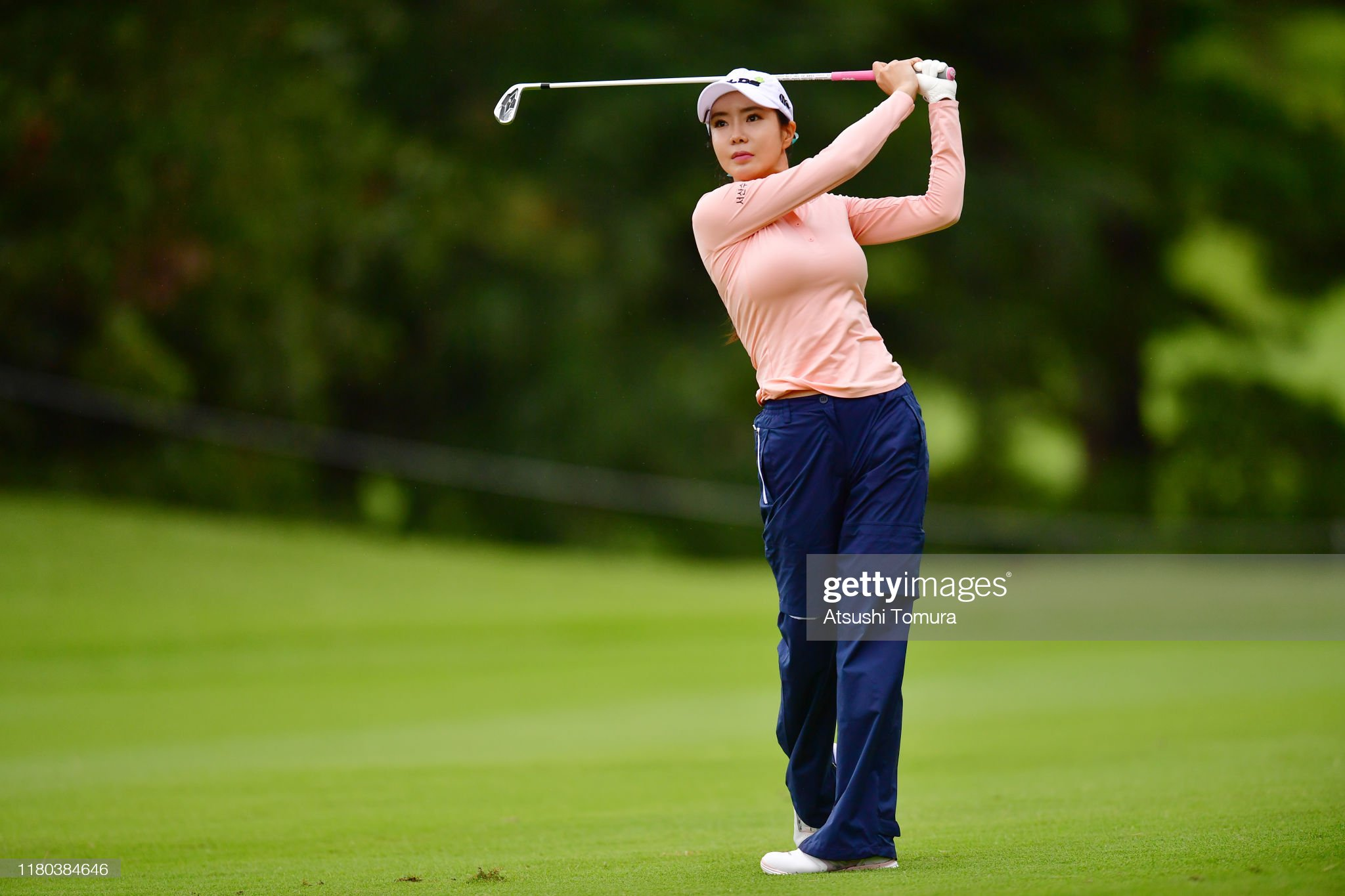 https://media.gettyimages.com/photos/shinae-ahn-of-south-korea-hits-her-second-shot-on-the-9th-hole-during-picture-id1180384646?s=2048x2048