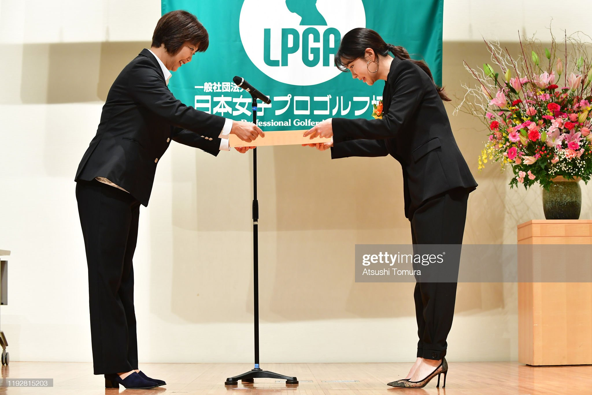 https://media.gettyimages.com/photos/shinae-ahn-of-south-korea-receives-a-certificate-from-japanese-lpga-picture-id1192815203?s=2048x2048
