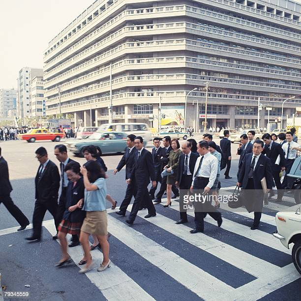 shinbashi in showa - showa period stock pictures, royalty-free photos & images