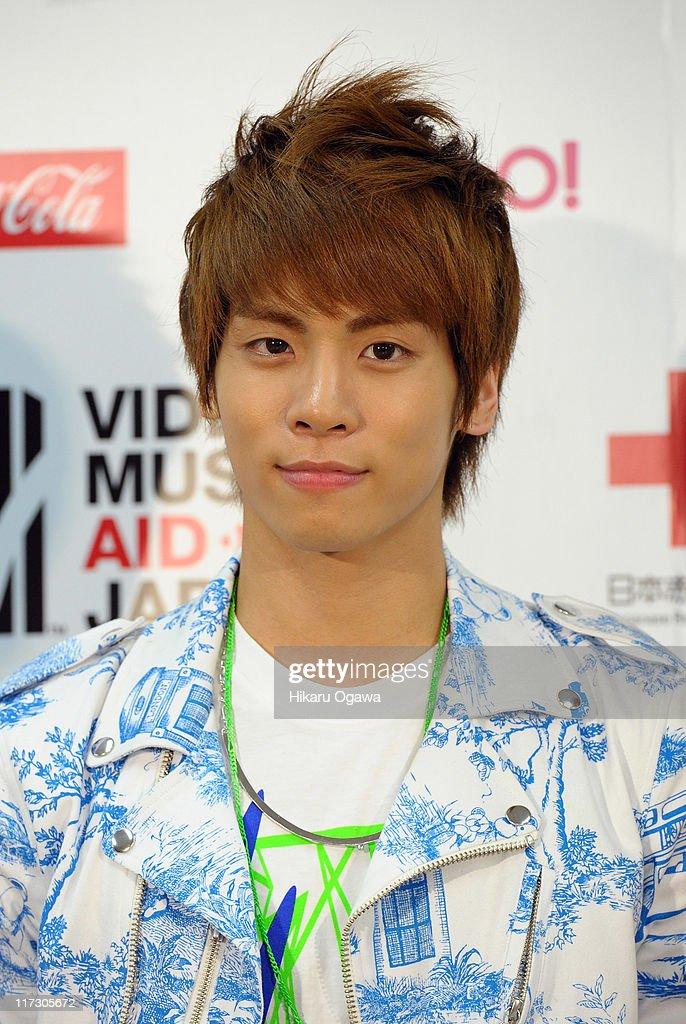 MTV Video Music Aid Japan - Press Room