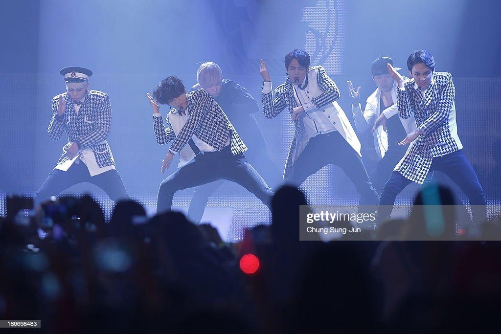 Youtube Music Awards 2013 In Seoul