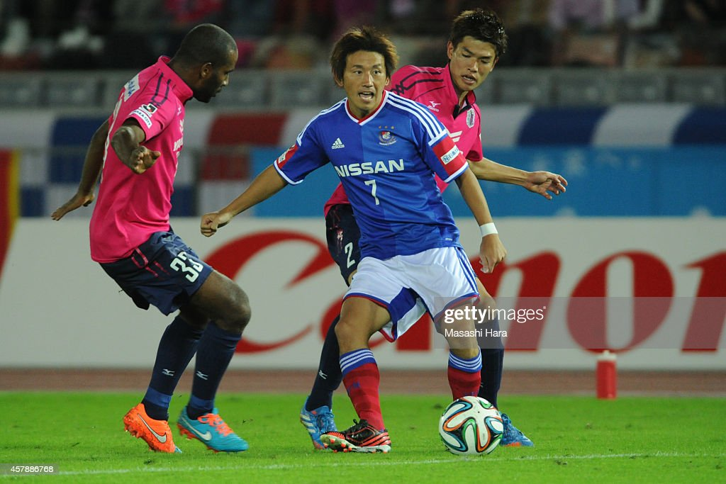 Yokohama F.Marinos v Cerezo Osaka - J.League 2014 : News Photo