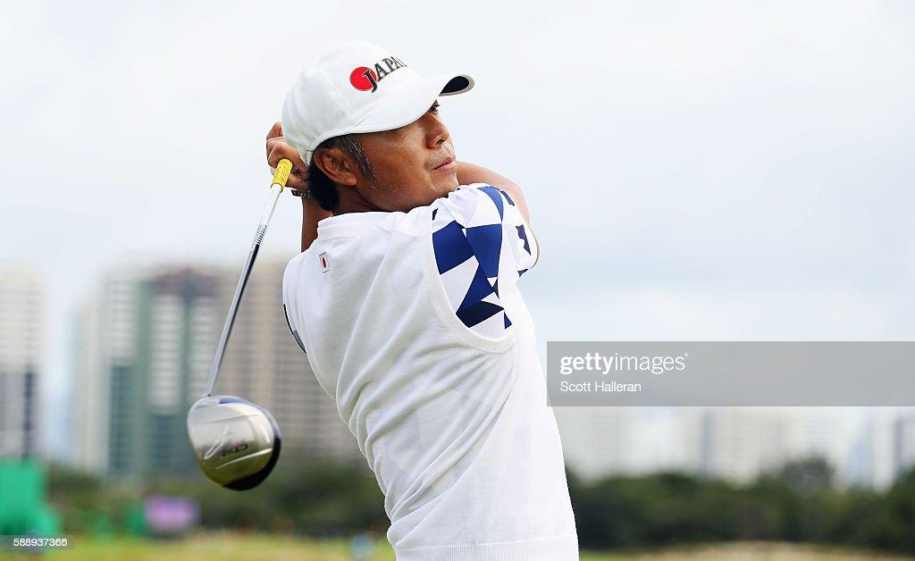 Golf - Olympics: Day 7 : News Photo