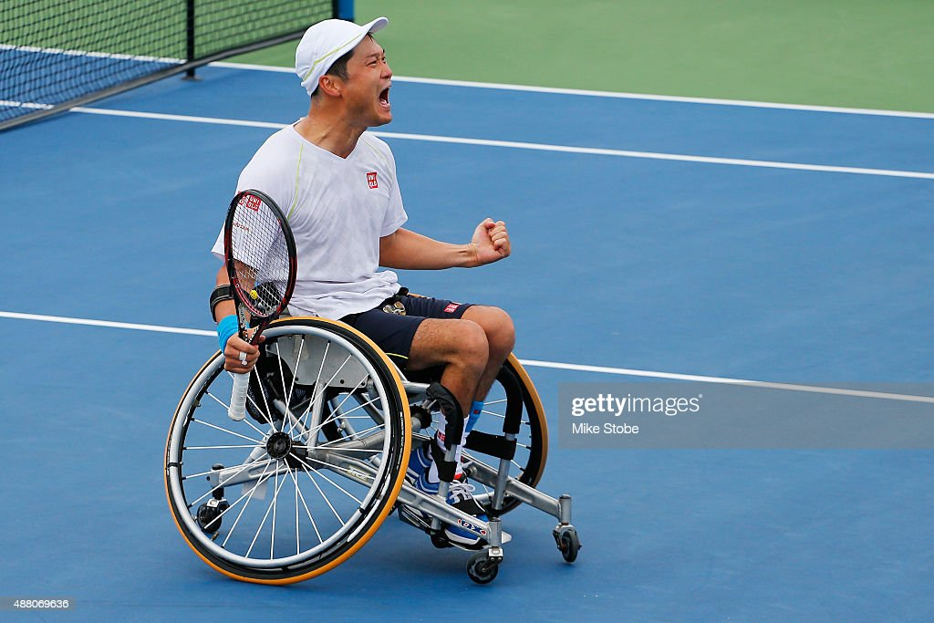 2015 US Open - Day Fourteen : News Photo
