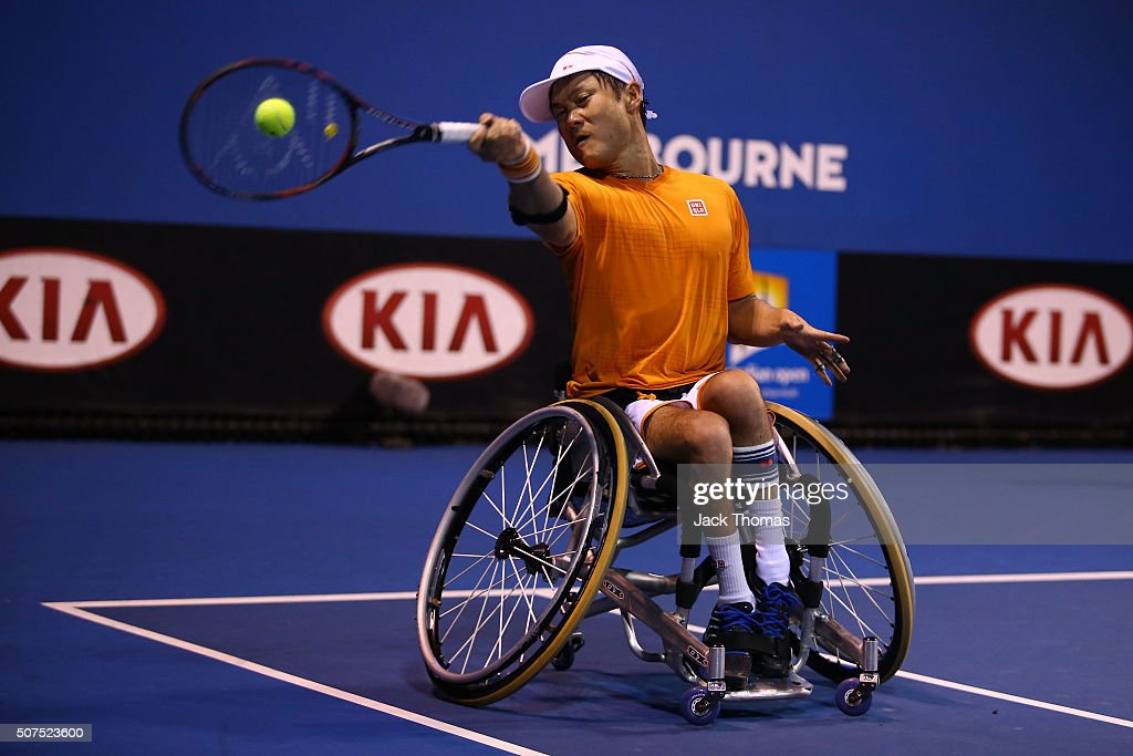 Australian Open 2016 Wheelchair Championships : ニュース写真