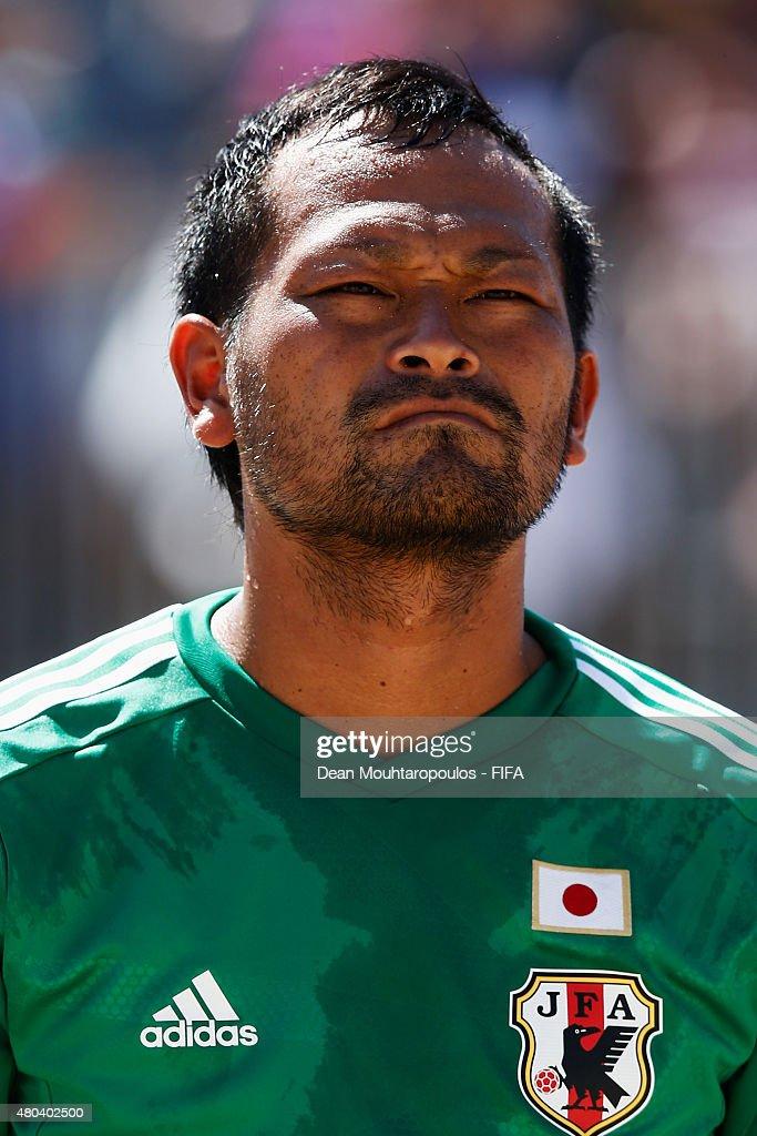Japan v Argentina: Group A - FIFA Beach Soccer World Cup : News Photo
