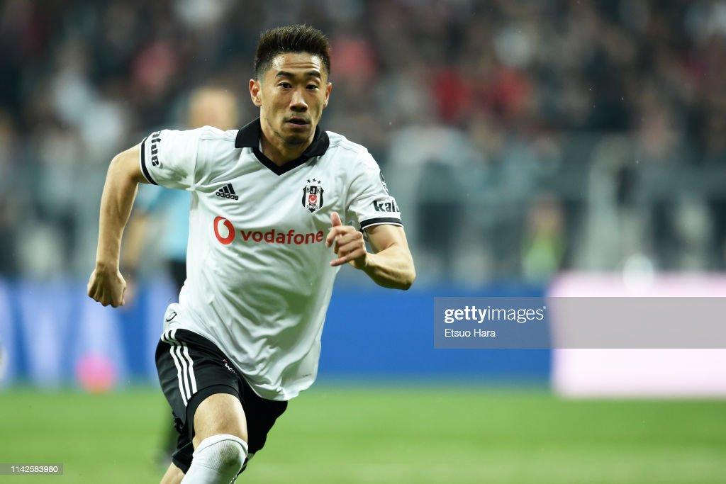 Besiktas v Istanbul Basaksehir - Turkish Super Lig : ニュース写真