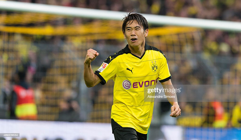 Borussia Dortmund v Bayer Leverkusen - Bundesliga : News Photo