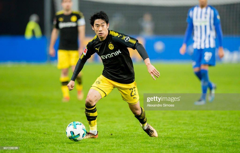 Hertha BSC v Borussia Dortmund - Bundesliga : ニュース写真