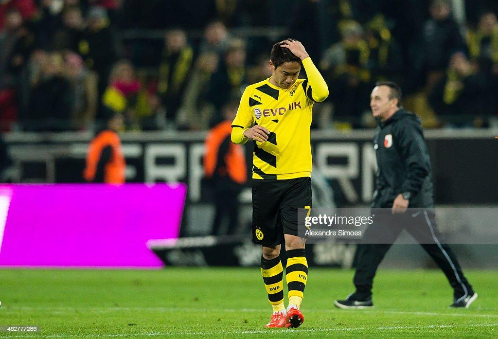 Borussia Dortmund v FC Augsburg - Bundesliga : News Photo