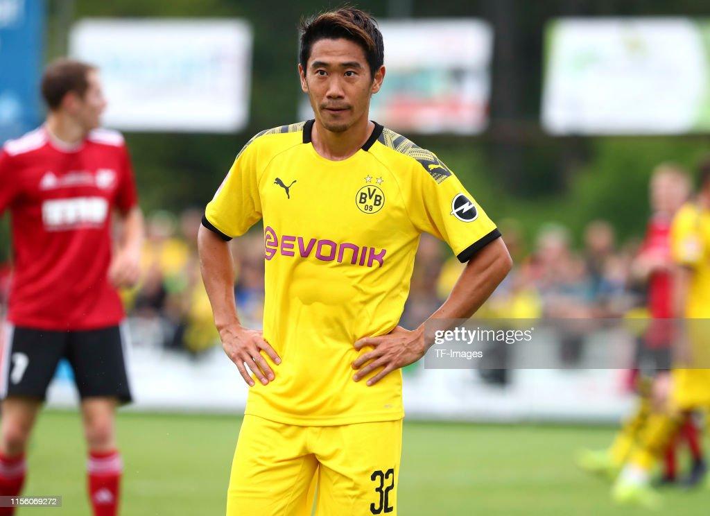 FC Schweinberg v Borussia Dortmund - Pre-Season Friendly : ニュース写真