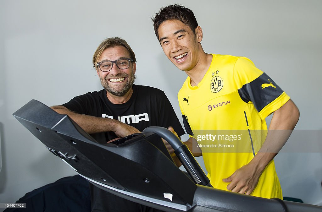 Borussia Dortmund - Training Session : News Photo
