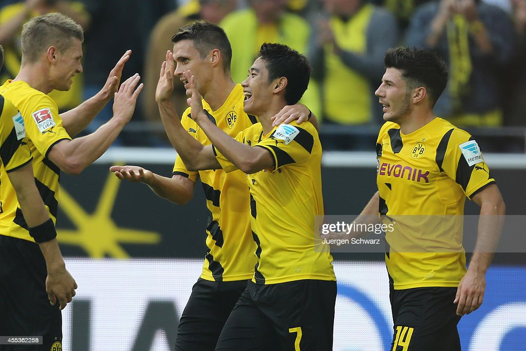 Borussia Dortmund v SC Freiburg - Bundesliga : News Photo