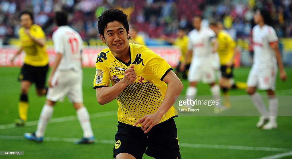 1. FC Koeln v Borussia Dortmund  - Bundesliga : ニュース写真