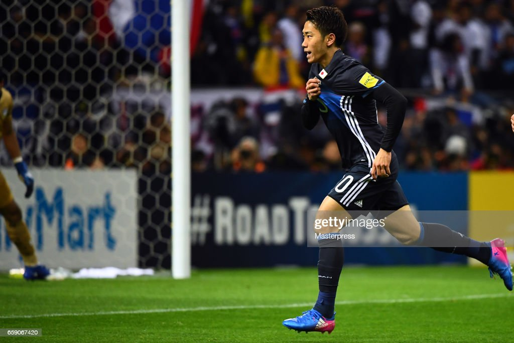 Japan v Thailand - 2018 FIFA World Cup Qualifier : ニュース写真