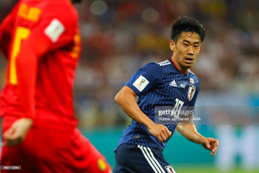 Belgium v Japan: Round of 16 - 2018 FIFA World Cup Russia : ニュース写真