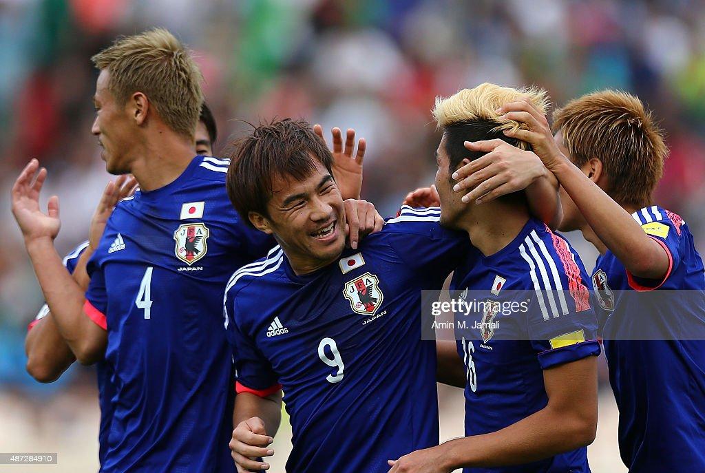 Afghanistan v Japan - 2018 FIFA World Cup Qualifier : News Photo
