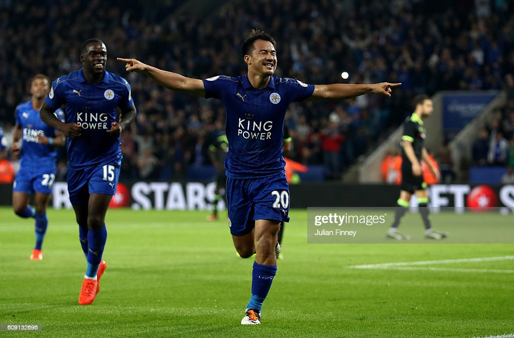 Leicester City v Chelsea - EFL Cup Third Round : ニュース写真