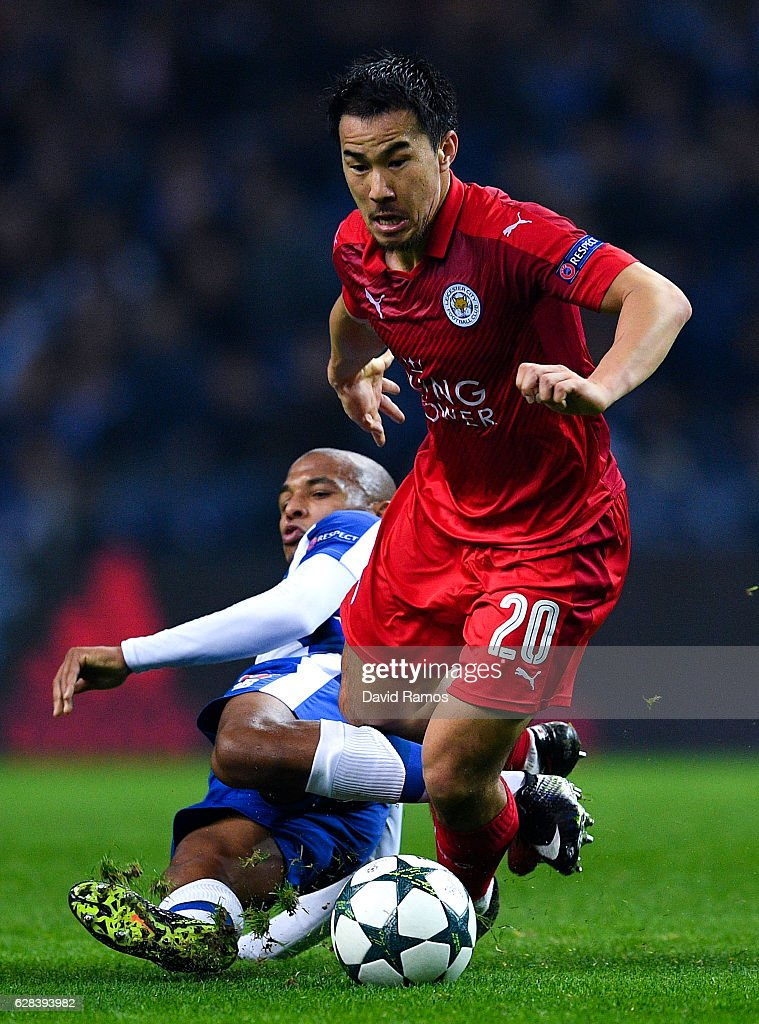 FC Porto v Leicester City FC - UEFA Champions League : ニュース写真