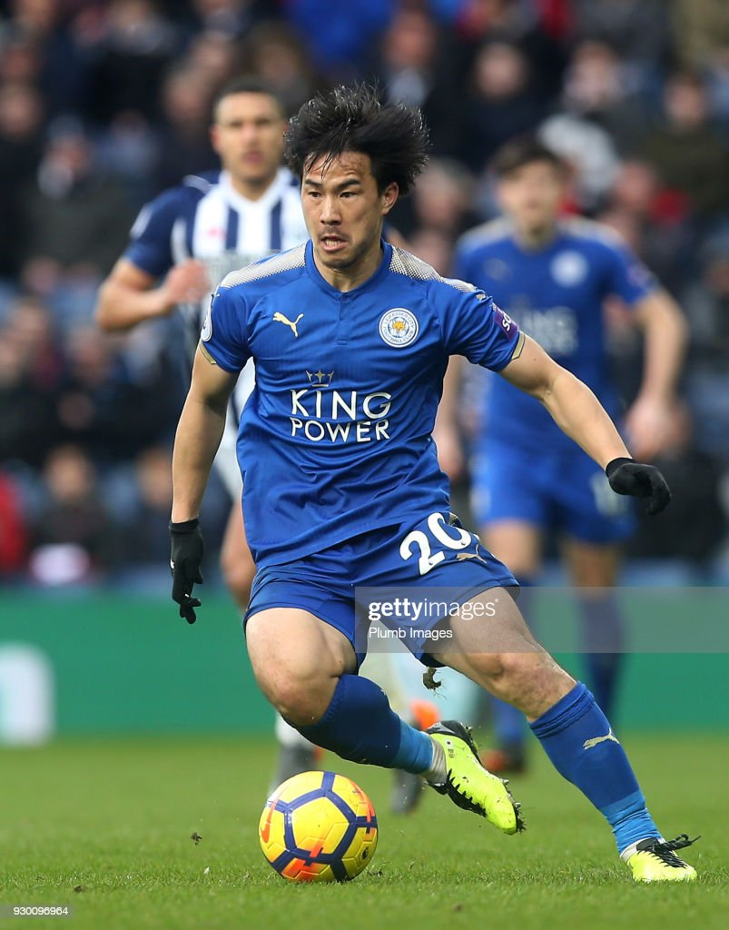 West Bromwich Albion v Leicester City - Premier League : ニュース写真