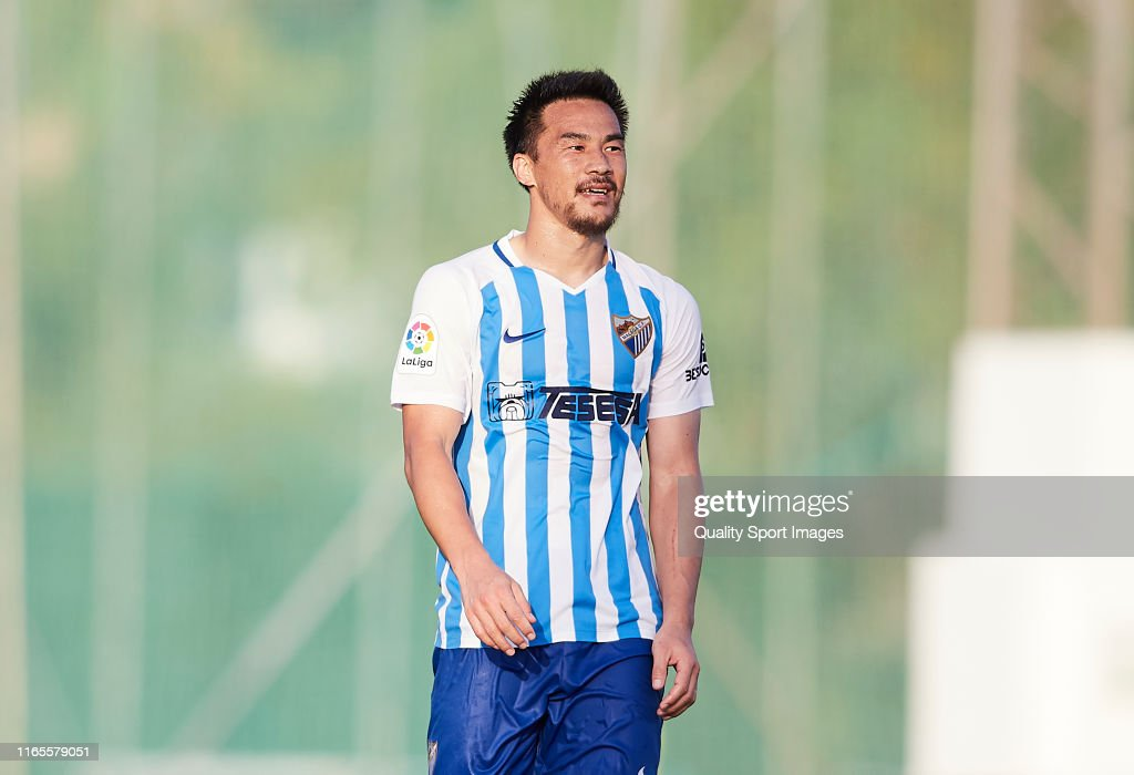 Malaga CF v RCD Mallorca - Pre-Season Friendly : ニュース写真