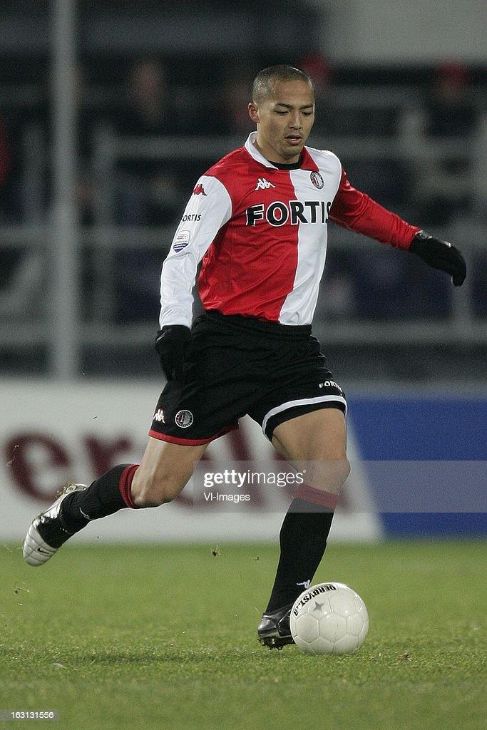 Dutch Eredivisie - Feyenoord : ニュース写真