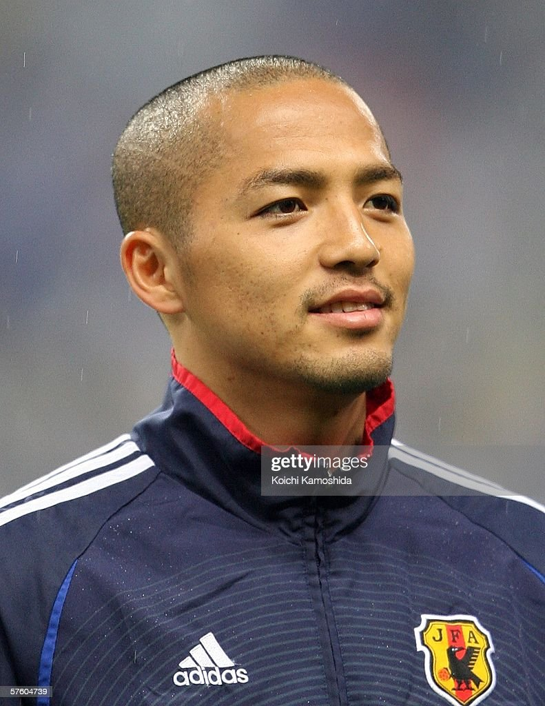 Shinji Ono of Japan is seen during the Kirin Cup Soccer 2006 between Scotland and Japan at the Saitama stadium on May 13, 2006 in Saitama, Japan.