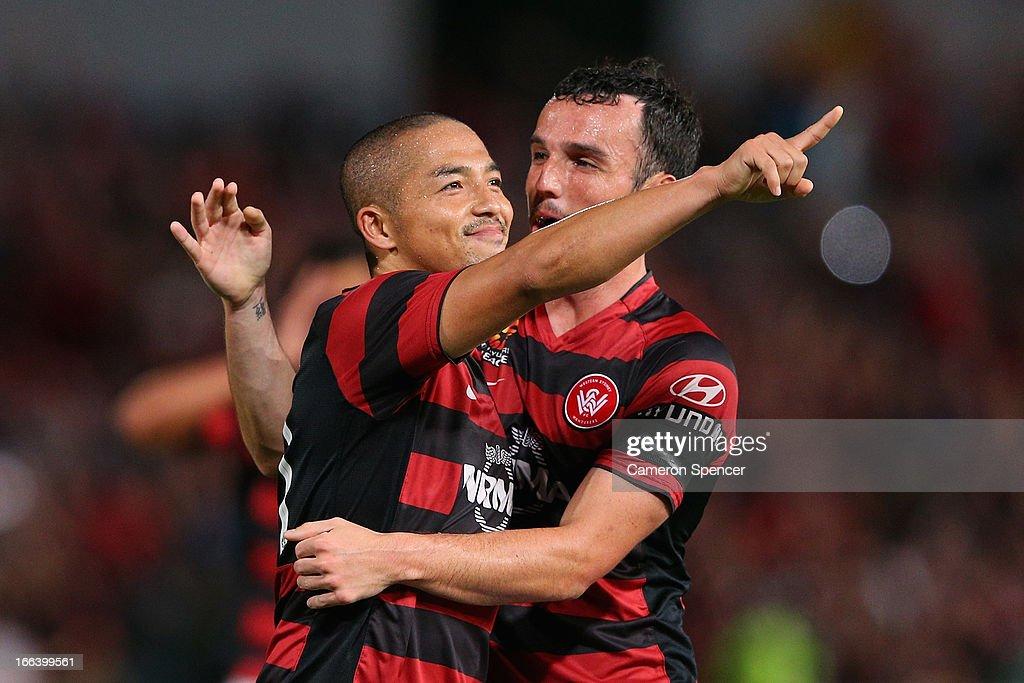 A-League Semi Final - Western Sydney v Brisbane Roar